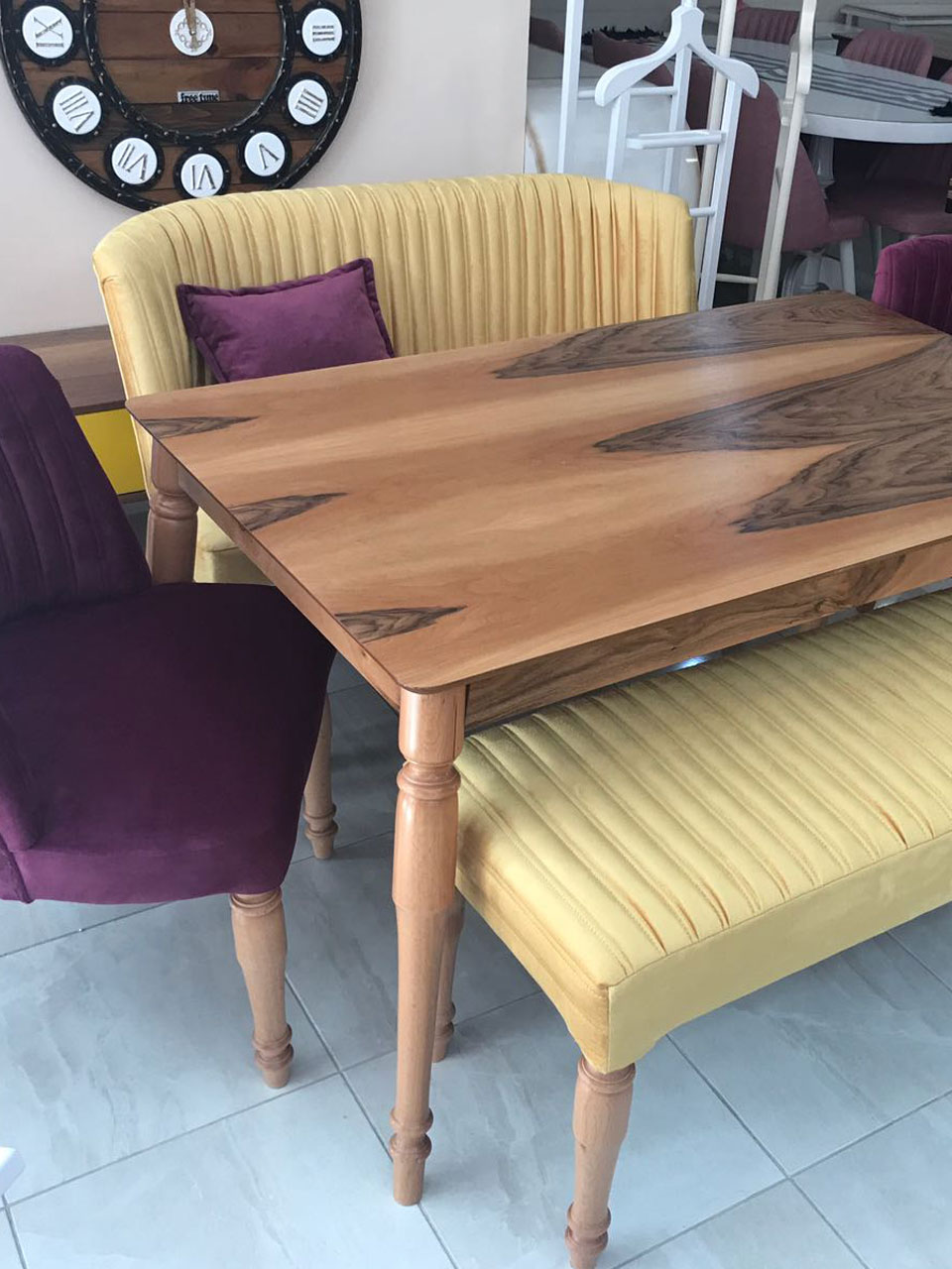 Mutfak masalari deal aksesuar for Ideal mobilya corbeil